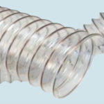 Hadice s ocelovou spirálou WIRE TPU-Z